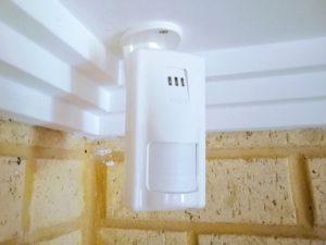 Fully Installed Burglar Alarm