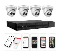 Risco App Controlled Alarm System